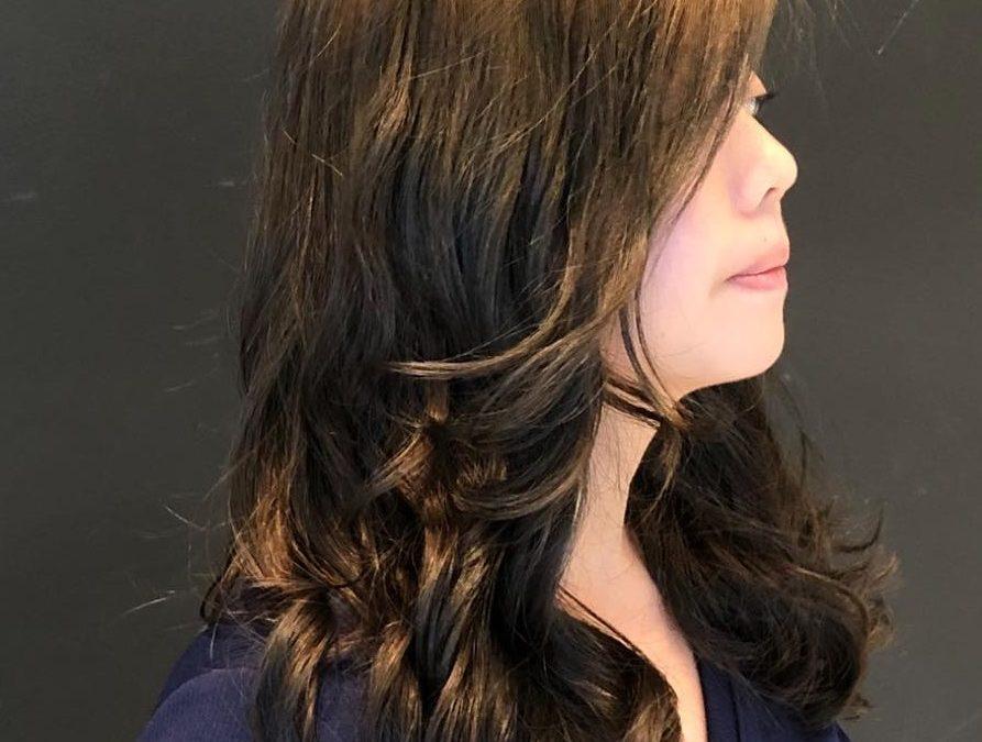 Organic Perm + Treatment for 1 Person S$168 – Singapore Organic Hair Salon